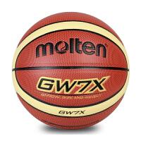 Molten摩腾 PU材质 室内外比赛训练篮球 GW