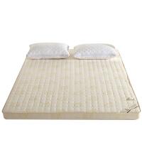 20180923055150146记忆棉床垫1.2米1.5m1.8m床双人学生可折叠榻榻米床褥子海绵垫被