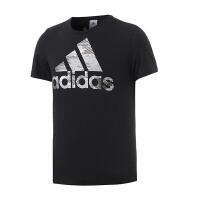 adidas阿迪达斯男装短袖T恤2017年新款运动服S98716