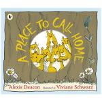 【预订】A Place to Call Home一个叫家的地方 英文原版进口 3-6岁儿童英语启蒙学前兴趣认知亲子绘本