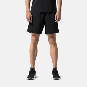 adidas阿迪达斯男子运动短裤2018新款跑步透气运动服CF6257