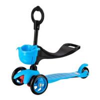 儿童滑板车折叠休闲娱乐益智玩具童车多功能三轮迷你环保三合一多功能滑板车轮滑滑板