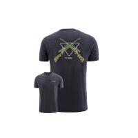 【美版偏大一码】Columbia 哥伦比亚 2018春季新款 LIBERTARIAN 男士户外透气短袖纯棉T恤 CPH