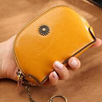 钱包女短款新款韩版学生可爱迷你折叠拉链硬币包零钱包