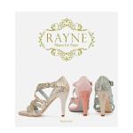 【预订】包邮Rayne Shoes 伦敦奢华女鞋:莱恩鞋子 作品设计书籍