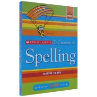 学乐英语拼写词典 Scholastic Dictionary of Spelling 英文原版字典词典 英文版正版进口