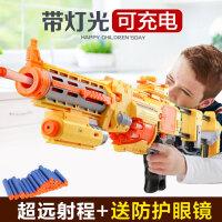 儿童玩具枪 可发射子弹软弹枪狙击枪冲锋电动连发男孩玩具