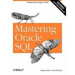 【预订】Mastering Oracle SQL