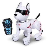 【满199立减100】星宝战士 智能机器人玩具儿童电动机器人声光早教益智音乐机器人玩具