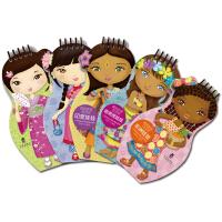 换装娃娃变变变系列(乐乐趣童书:玩换装游戏,读异域文化。动手的乐趣,艺术的熏陶,眼界的开阔,让孩子在玩中学,在学中玩!