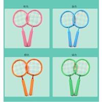 儿童羽毛球拍双拍幼儿园小孩宝宝羽毛球拍小学生2-3-12岁运动玩具