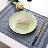 宝优妮厨房餐垫PVC隔热垫防滑餐桌垫餐厅防烫西餐垫家用放餐具垫