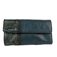 迪赛 DIESEL X02212-PS440-T7093 时尚女款手拿包 藏蓝色