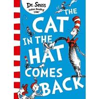 英文原版 苏斯博士 戴帽子的猫回来了 Dr. Seuss The Cat in the Hat Comes Back