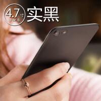 �O果6手�C��6Plus套6s磨砂iphone6透明女SP��z外�し浪�P了全包6splus男潮牌i