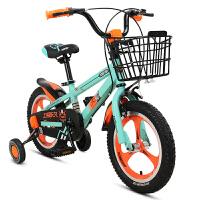 自行车12寸男女宝宝2-3-6-8岁儿童脚踏山地车