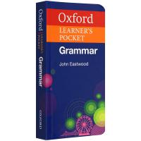 牛津袖珍英语语法 英文原版工具书 Oxford Learner's Pocket Grammar 英语词典字典袖珍版口