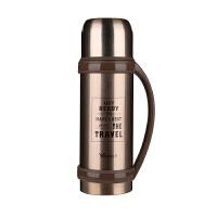 大容量保温杯304不锈钢户外旅行真空保温壶保温瓶暖壶1200mlSN1611