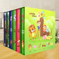 儿童宝宝家庭相册 3R5寸600张插页式过塑相册影集本相簿