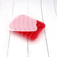香肠模具宝宝硅胶自制儿童蒸肉肠婴儿用辅食磨具火腿肠盒子带盖