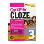 SAP Conquer Cloze Workbook 3 三年级英语完型填空练习册 9岁 攻克完形填空系列难度提高版