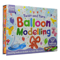 【首页抢券300-100】Activity Station Balloon Modelling 长条气球DIY造型 儿童