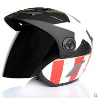 永恒YH887-A 正品摩托车头盔 电动车 春秋冬盔 男女款头盔 半盔
