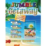 【预订】Jumble(r) Getaway: Your Ticket to a Paradise of Puzzles