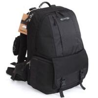 双肩摄影包单反相机包双肩包 时尚数码相机背包休闲电脑包