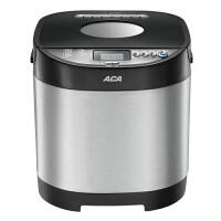 ACA/北美电器 AB-SN6513M面包机家用智能全自动不锈钢机身 蛋糕 年糕机