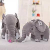 大象毛绒玩具大号吉祥长鼻小象抱枕儿童女孩生日礼物玩偶公仔娃娃