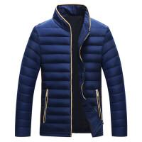 男士棉衣冬季新款加厚外套羽绒学生韩版修身棉袄子潮