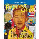 【预订】Radiant Child The Story of Young Artist Jean-Michel Bas