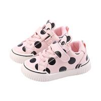 女童鞋休闲小白鞋童鞋儿童运动鞋男童鞋子软底