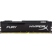 金士顿(Kingston)骇客神条 Fury系列 DDR4 2400 4G 台式机内存