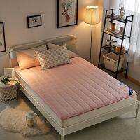 纯棉床垫全棉床褥羊毛填充1.5m1.8米1.2学生宿舍褥子垫被榻榻米