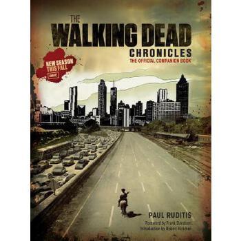 【预订】The Walking Dead Chronicles  The Official Companion Book 预订商品,需要1-3个月发货,非质量问题不接受退换货。