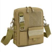 休闲个性百搭挎包旅游包旅行包战术包男女户外休闲单肩包迷彩斜挎背包运动包
