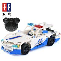 男孩兼容乐高积木男孩子跑车路虎电动遥控车机械组儿童拼装玩具兼容乐高积木玩具婴儿玩具