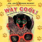 【预订】Way Cool!: The Adventures of Jackson and Simon