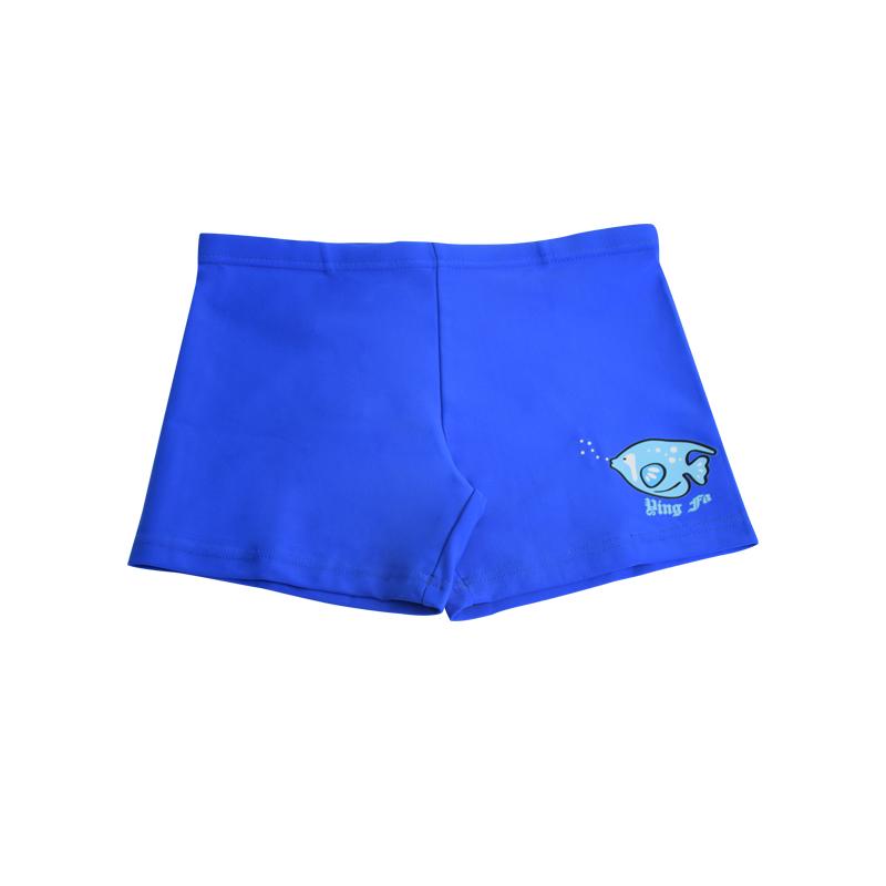 YINGFA英发 男童舒适可爱游泳裤5316 儿童耐氯游泳裤