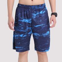 运动短裤男夏季薄款宽松大码篮球五分裤速干透气跑步健身训练短裤