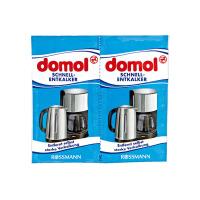【网易考拉】domol 快速除水垢清洁剂 2包装 适用电水壶净水机