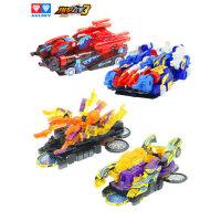 爆裂飞车3玩具正版炼狱暴力暴烈男孩4代御星神变形车猎天魄帝陨2