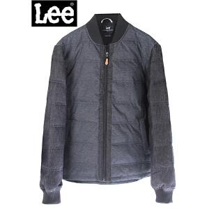 Lee男装 商场同款鸭绒休闲男士时尚羽绒服潮L295652HJK11