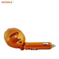 沉香车载空气净化器nichols 负离子除甲醛祛异味香薰汽车净化器