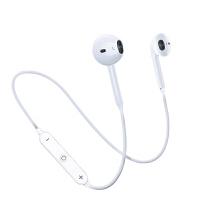苹果无线蓝牙耳机运动跑步双耳入耳式头戴挂耳式小米隐形开车iPhone 6男女生通用oppo颈挂脖耳塞 标配