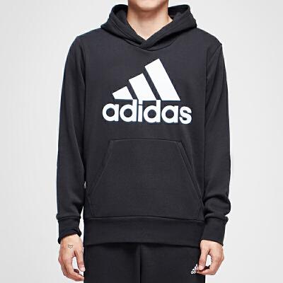 adidas阿迪达斯男子卫衣连帽套头衫休闲运动服CW3861 活力出游!满199-10!满300-40!满600-80!