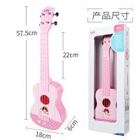 儿童21寸四弦迷你音乐器玩具吉他初学者可弹奏尤克里里男女孩