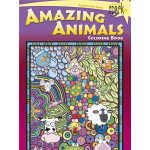 SPARK Amazing Animals Coloring Book (【按需印刷】)